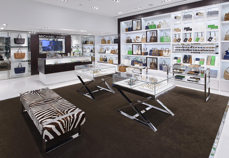 Michael Kors Opens Accessories In London