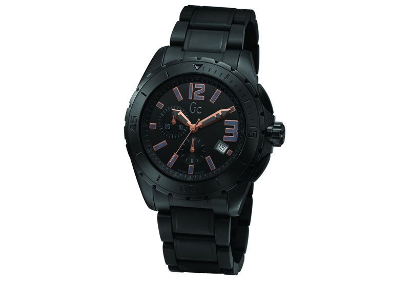 gc watches complement fashion s night out catwalk watchpro gc sport class xxl blackout web jpg