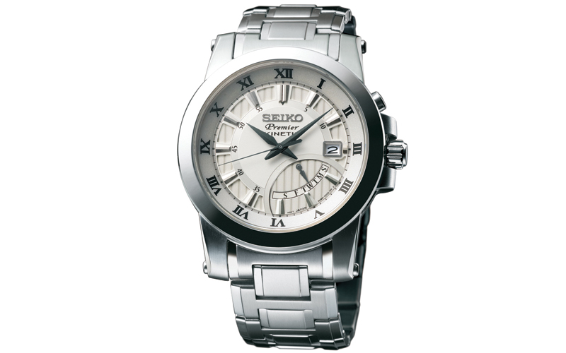 Seiko to launch fresh Premier watches for 2013
