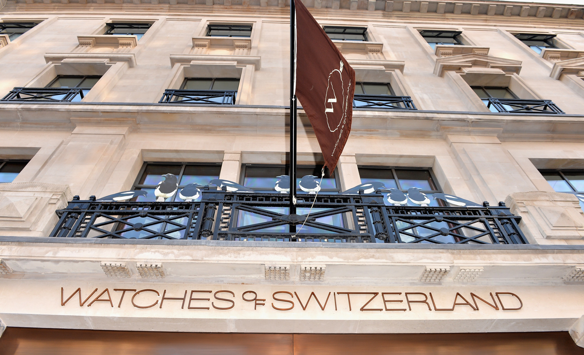 Watches Of Switzerland Flagship Showroom Launch