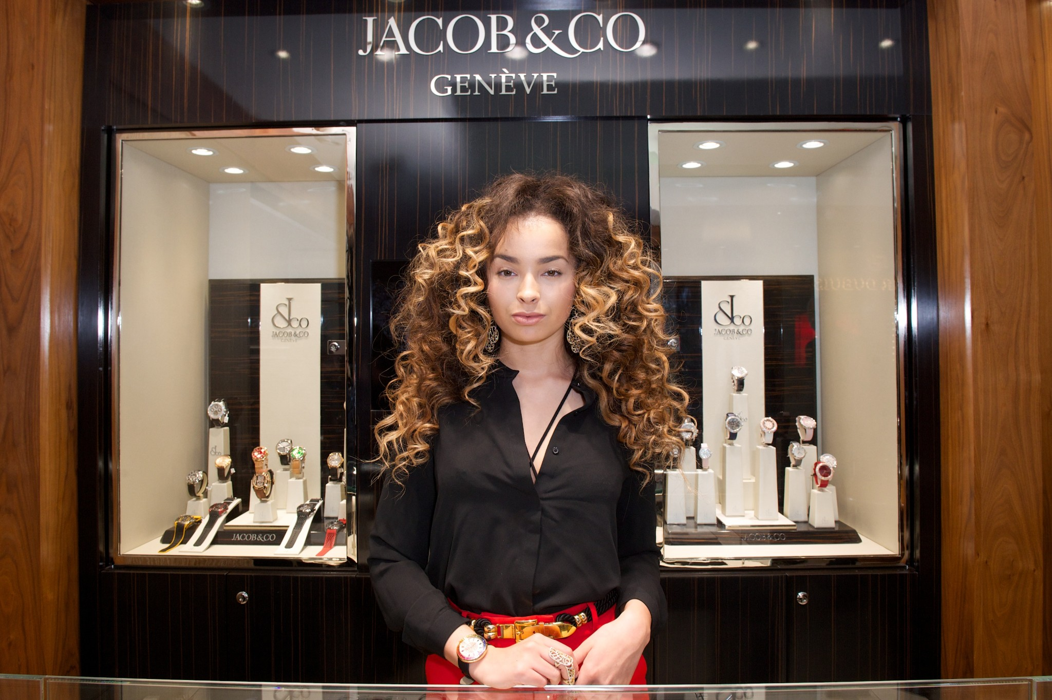 In Pics Frost Of London Launch Jacob Amp Co Shop In Shop