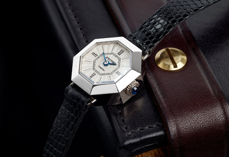 Struthers Octagonal Watch