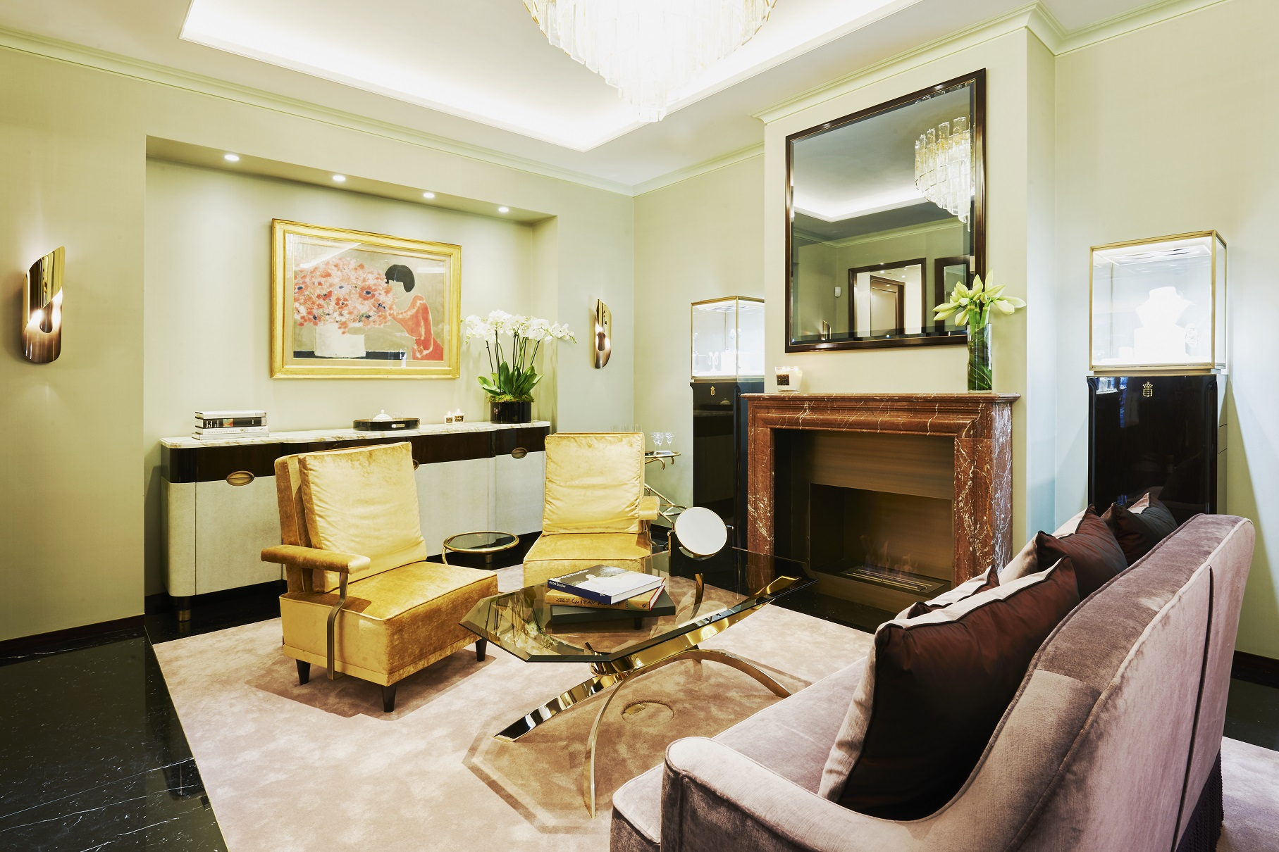 de Grisogono Bond Street Boutique – Grand Sala