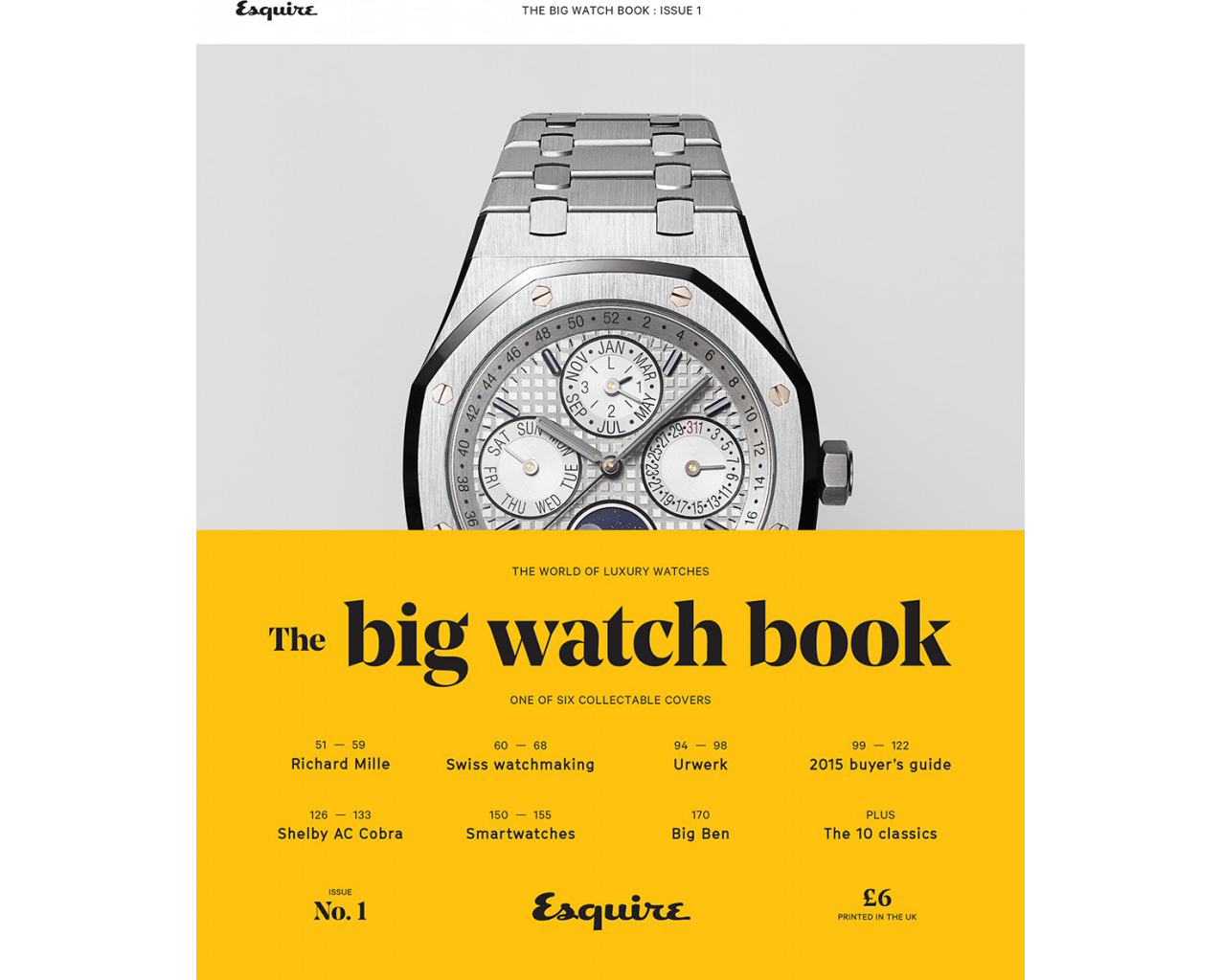 Esquire BigWatchBook wide