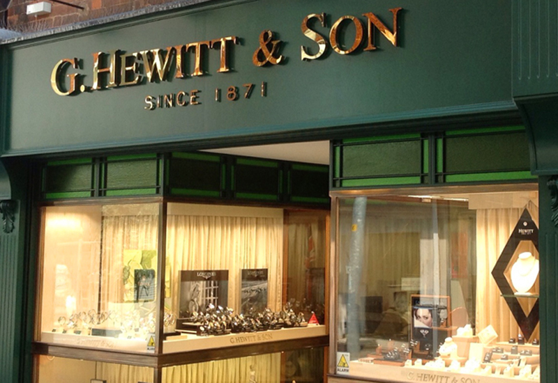 G. Hewitt and Son