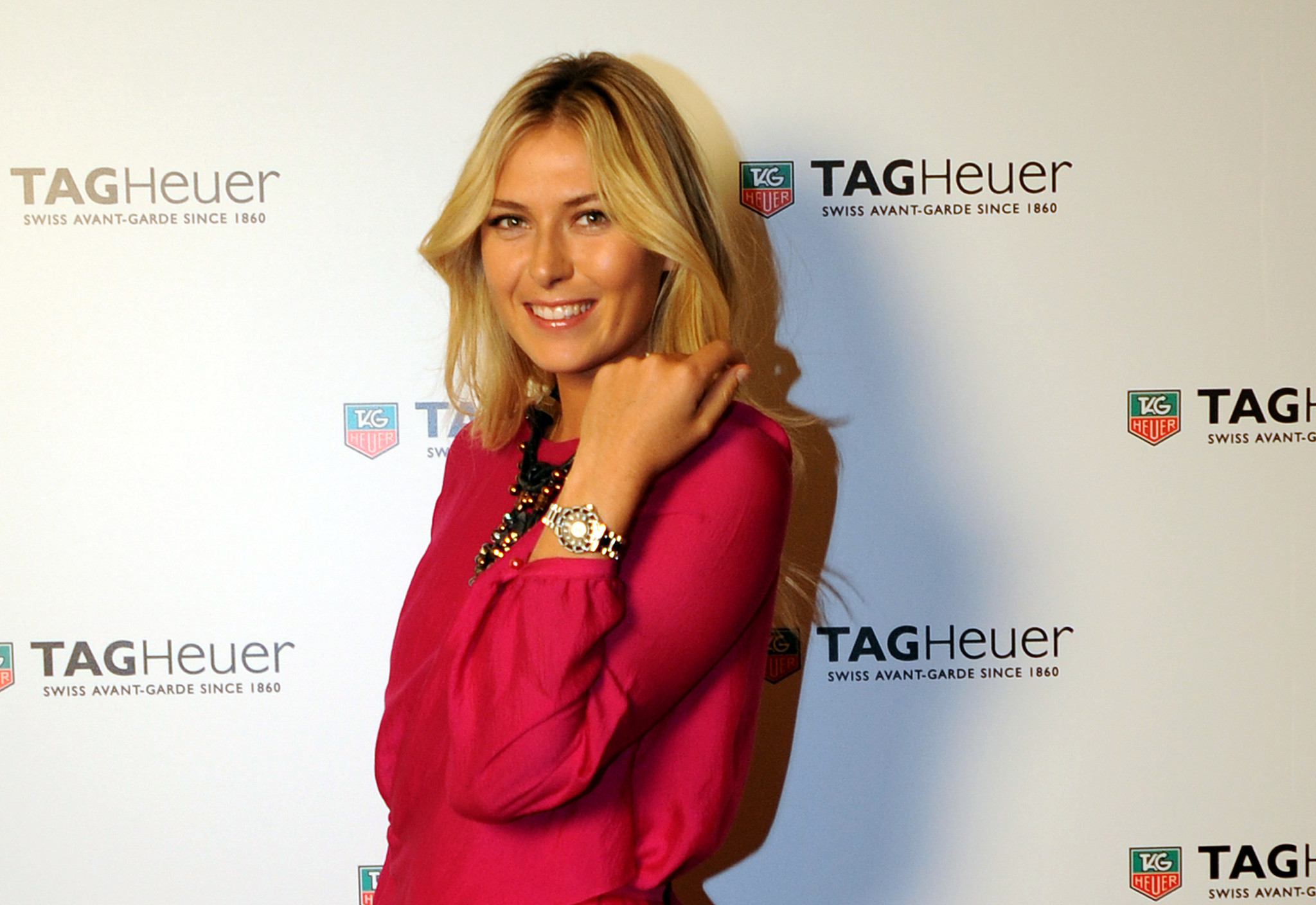 TAG Heuer Formula 1 Lady Steel And Ceramic Pavee Watch Launch