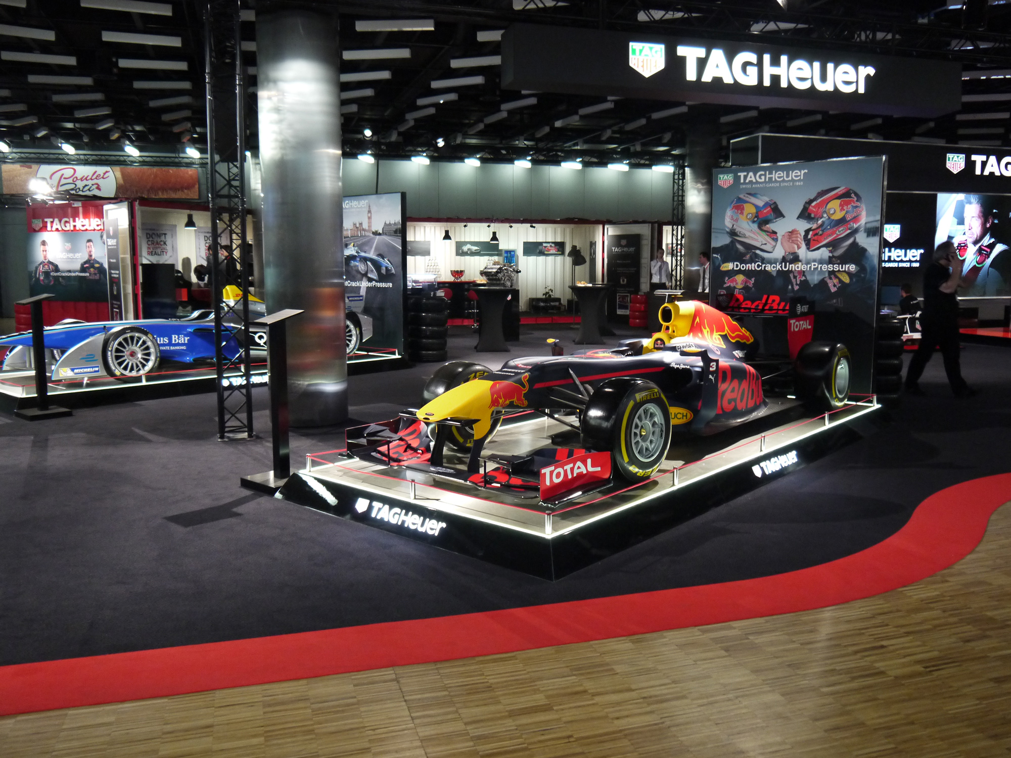 Red Bull & TAG Heuer Car