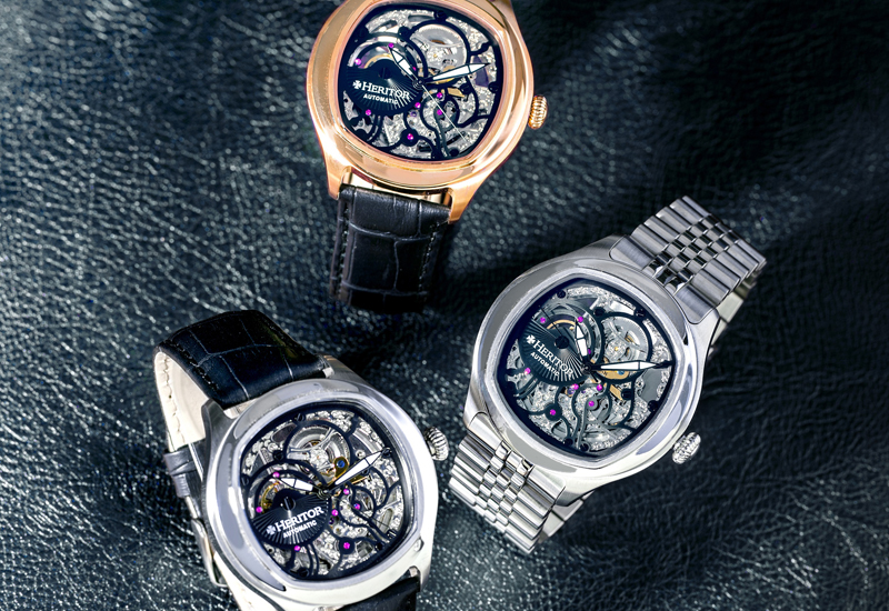 HR3700 Odysseus collection