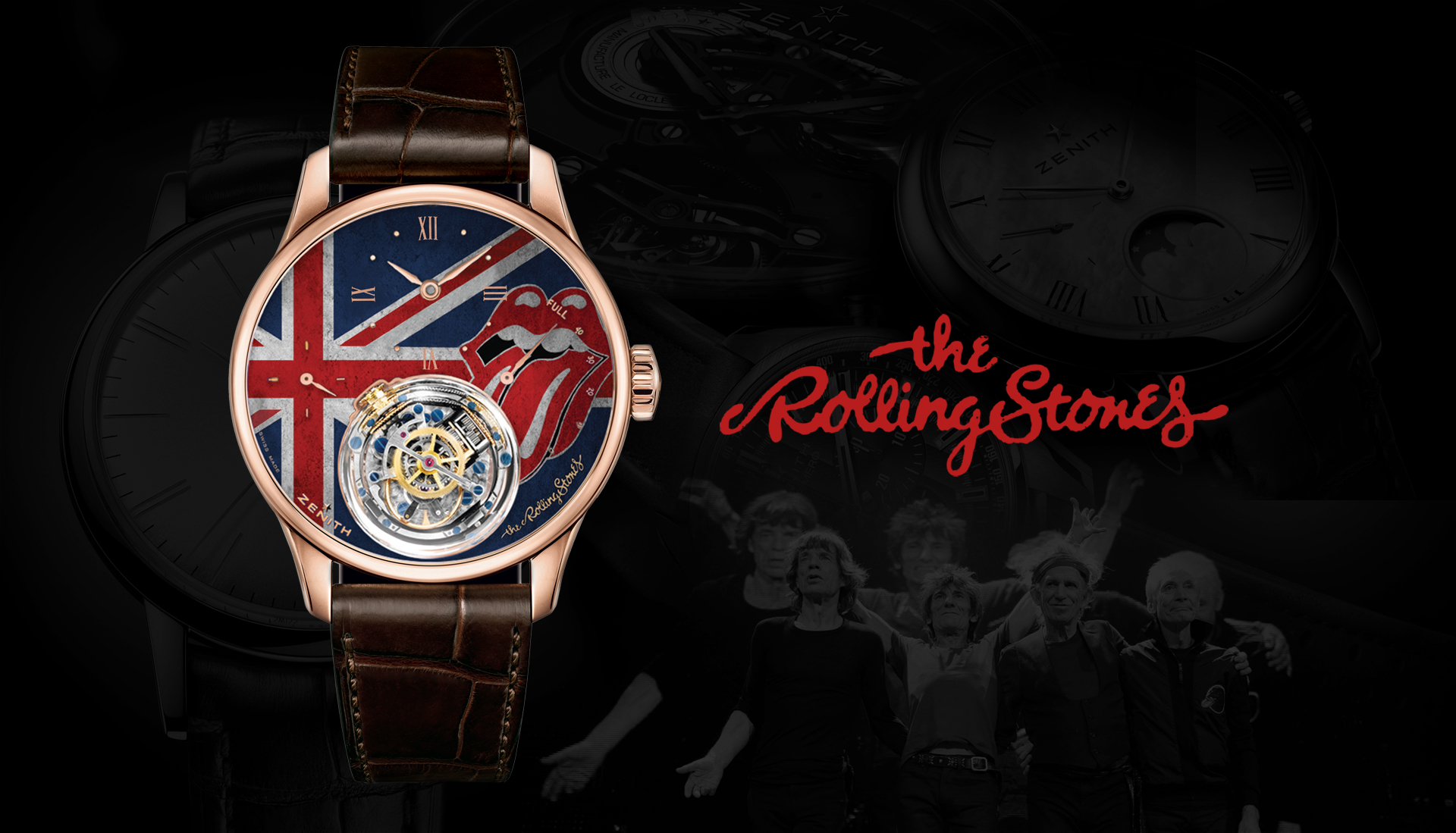rolling stones watch