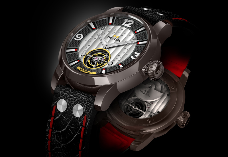 Tourbillon Son of time timepiece edit
