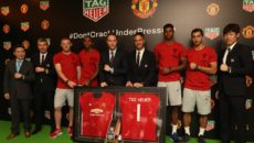 manchester united tag heuer