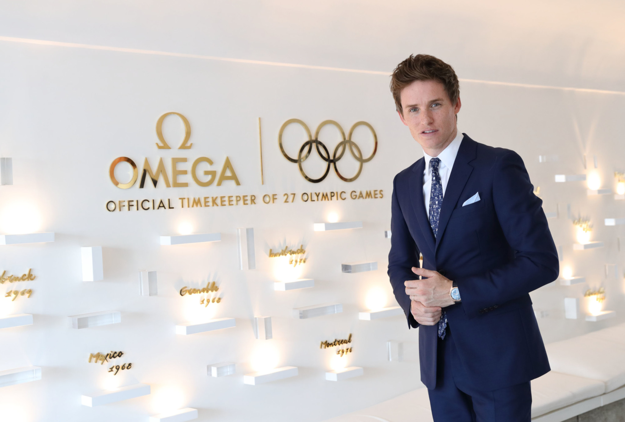 OMEGA House Rio 2016 – Day 1 -Opening Night
