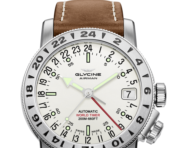 Invicta Watch Group adds Glycine to fast-growing stable of brands