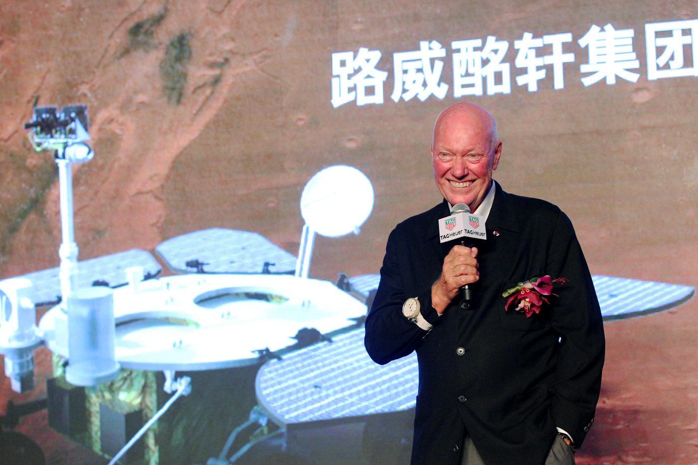 Jean-Claude Biver CEO China Mars