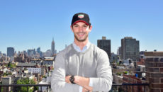 NEW YORK, NY - AUGUST 23:  Racing driver Alexander Rossi enters the TAG Heuer family at the Thompson Hotel LES on August 23, 2016 in New York City.  (Photo by Eugene Gologursky/Getty Images for Tag Heuer) *** Local Caption *** Alexander Rossi