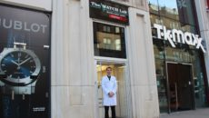 Callum Heald, The WATCH Lab store manager (2)
