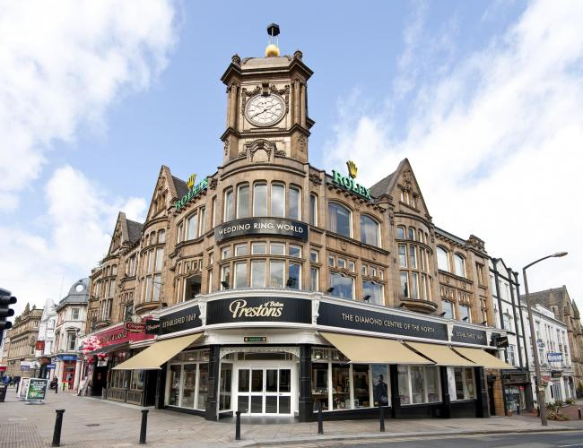closure looms for historical retailer prestons of bolton