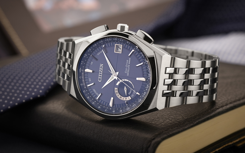 Trend gallery citizen 39 s autumn winter collections up close watchpro for Winter watches