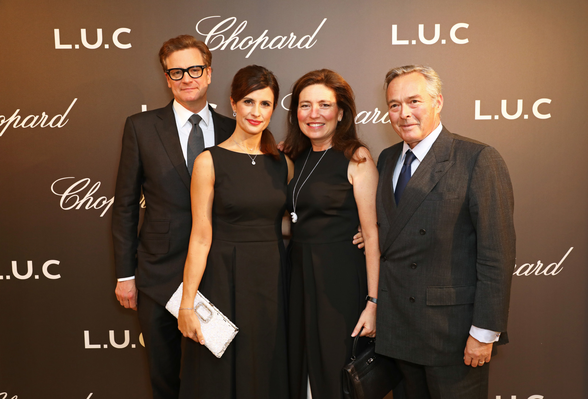 Cocktail Opening Of The Chopard Exhibition 'L.U.C – L'art d'une Manufacture' at Phillips Gallery