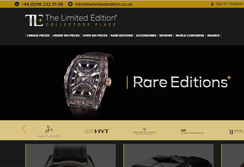 the-limited-edition-website