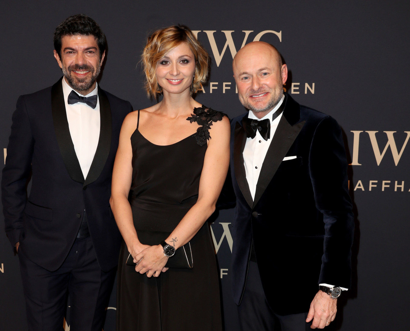 "Georges Kern attends the IWC Schaffhausen ""Decoding the Beauty of Time"" Gala Dinner during the launch of the Da Vinci Novelties from the Swiss luxury watch manufacturer IWC Schaffhausen at the Salon International de la Haute Horlogerie (SIHH) on January 17, 2017 in Geneva, .  (Photo by Chris Jackson/Getty Images for IWC)"