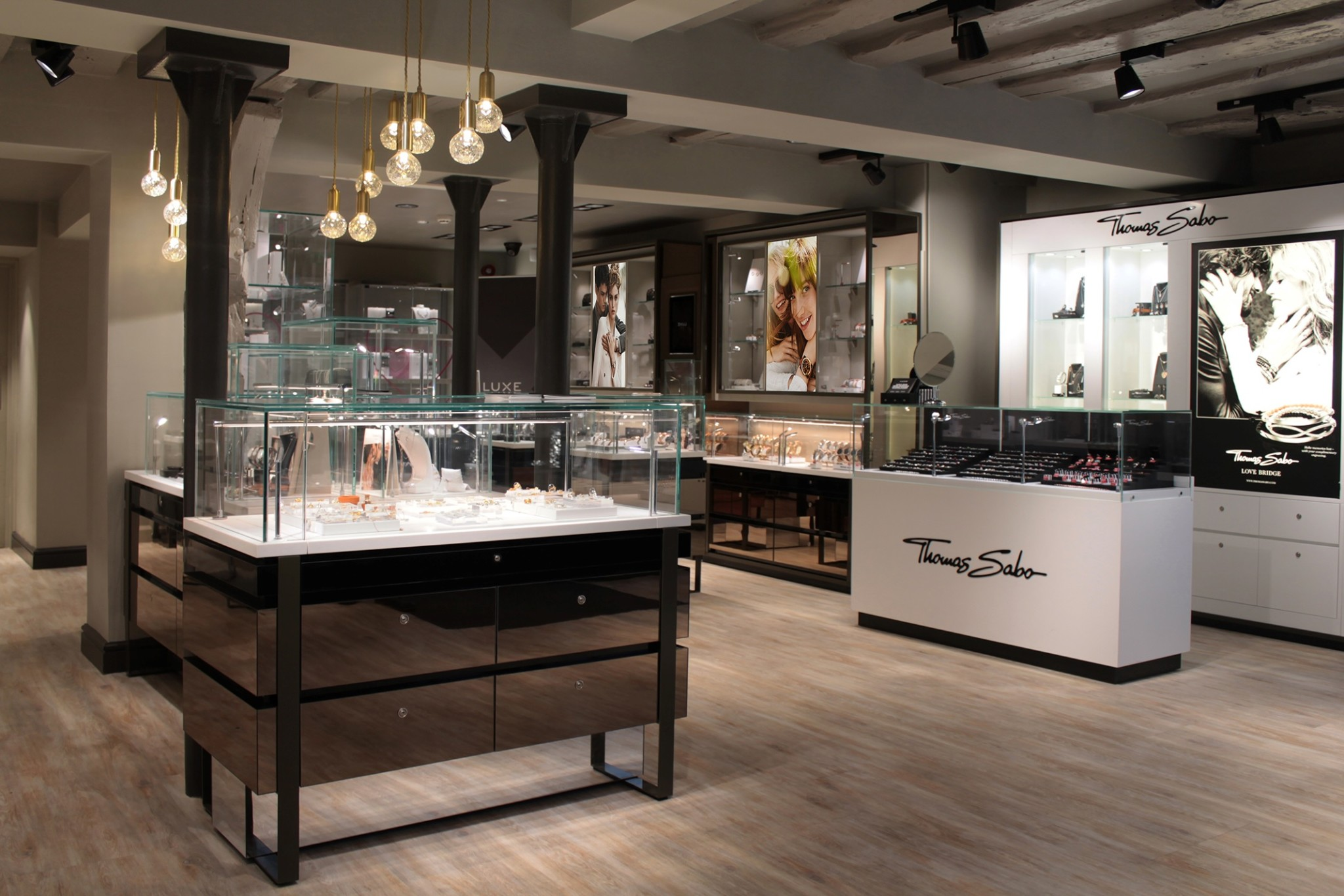 The LUXE by Hugh Rice store in Beverley.