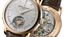 SIHH 2017 PREVIEW: Vacheron Constantin updates the Patrimony and Traditionelle