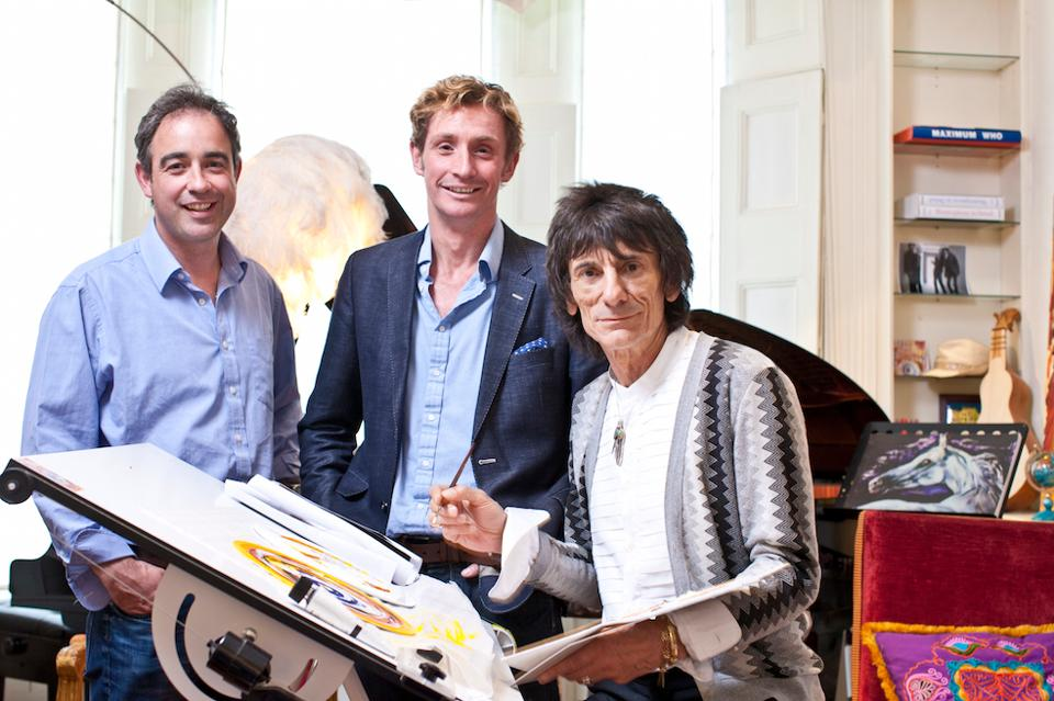 BREMONT-Ronnie Wood