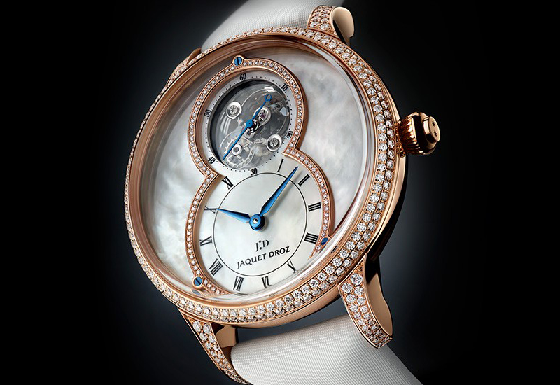 Jaquet-Droz Grande-Seconde-Tourbillon
