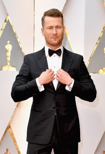 HOLLYWOOD, CA - FEBRUARY 26: Actor Glen Powell attends the 89th Annual Academy Awards at Hollywood & Highland Center on February 26, 2017 in Hollywood, California. (Photo by Steve Granitz/WireImage)