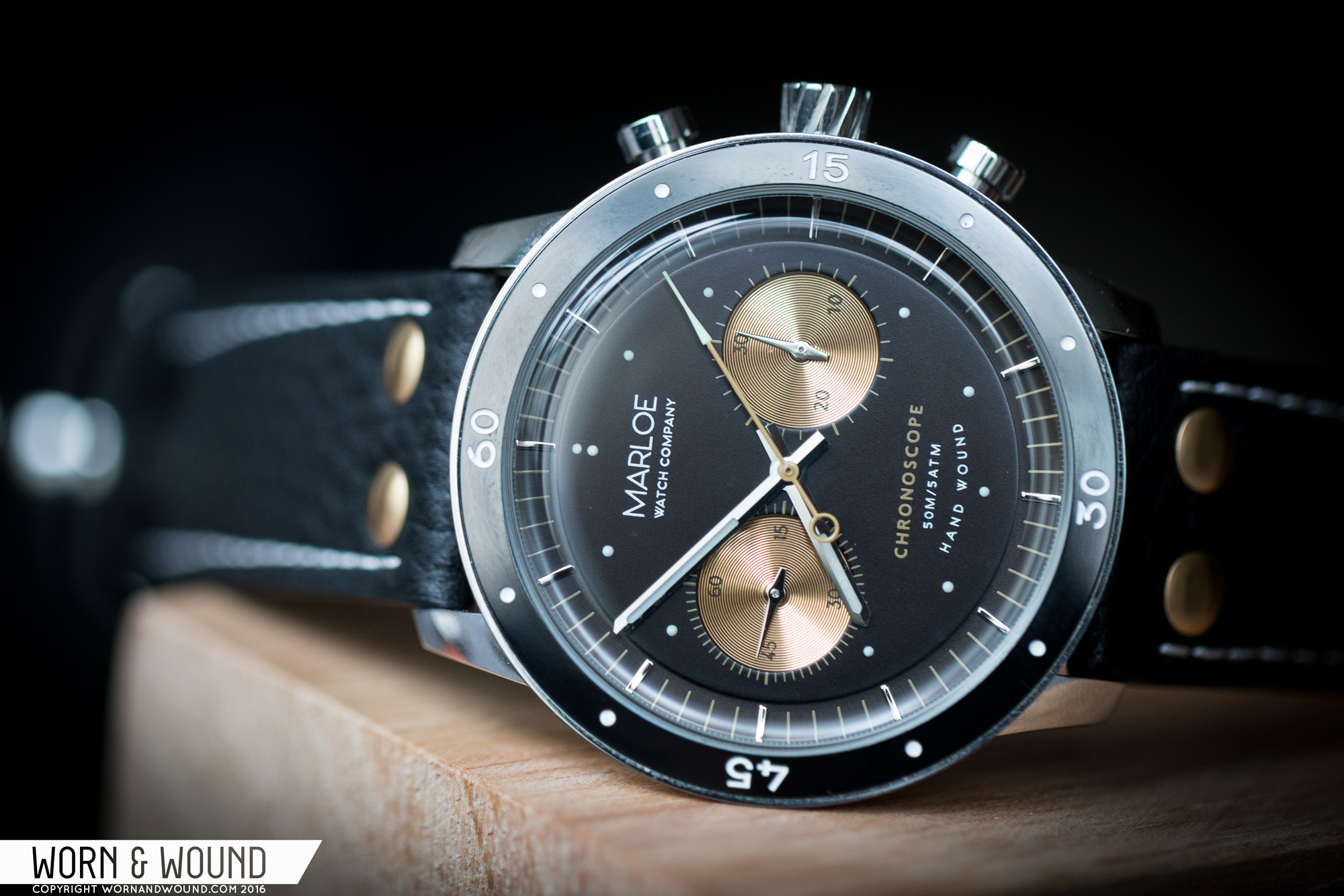 Marloe Lomond Chronoscope – 5
