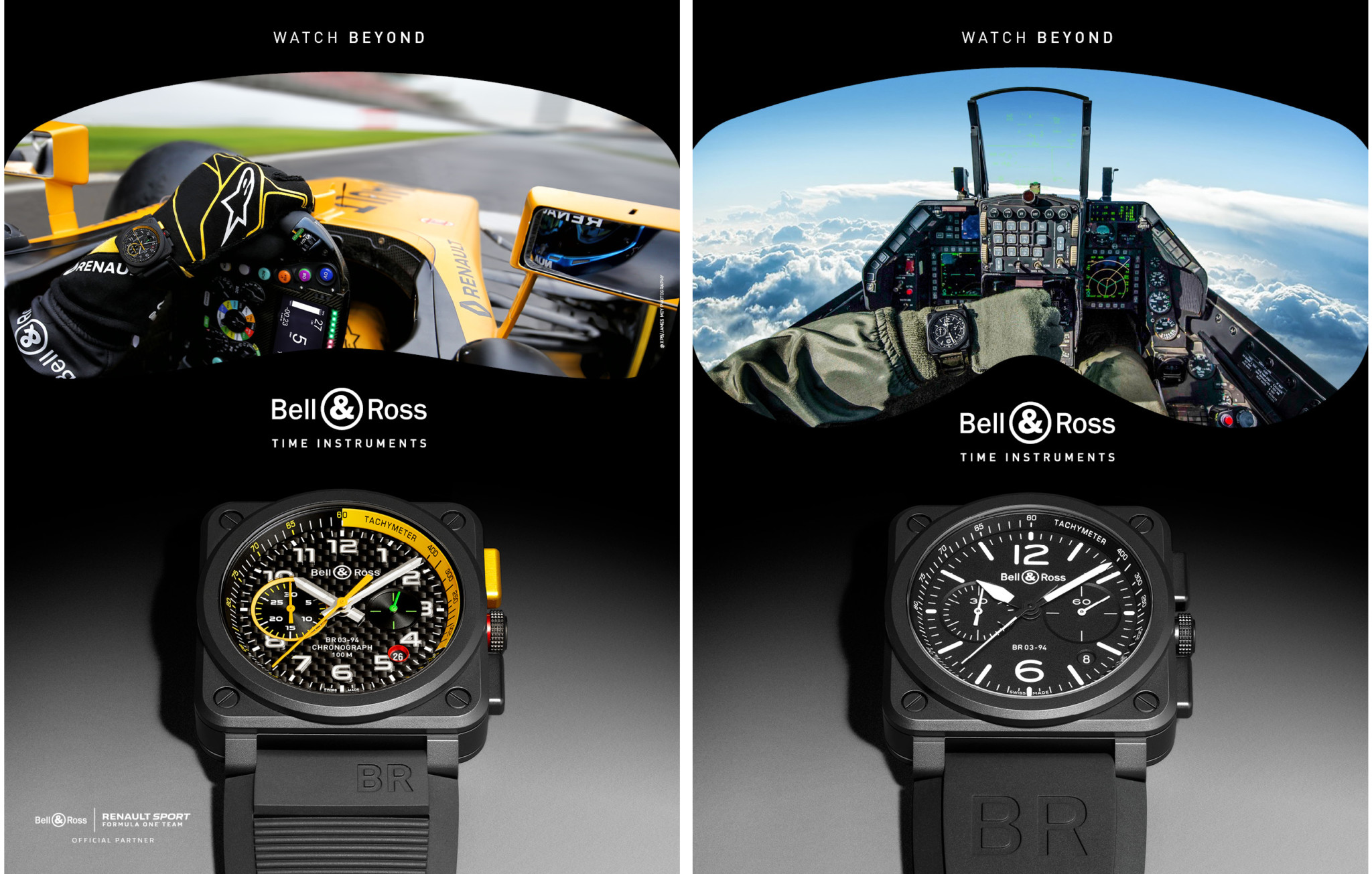 bell and ross 2017 adverts