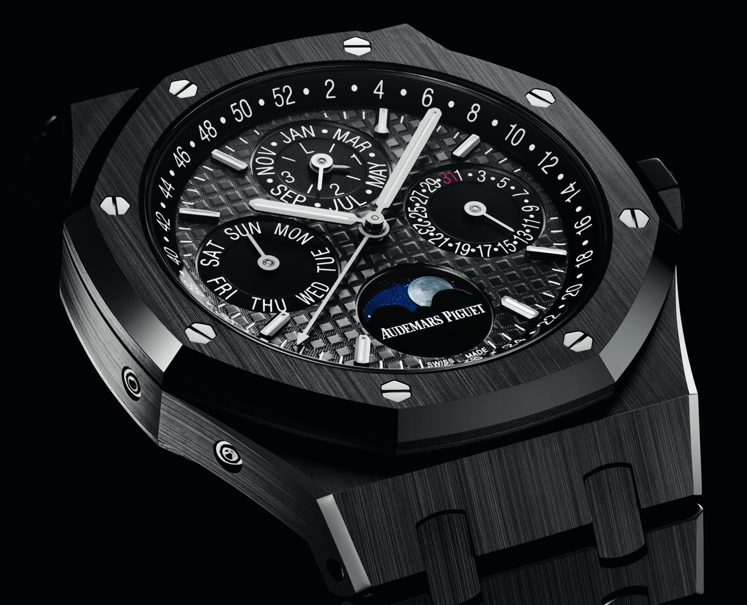 Audemars Piguet Royal Oak Carbon