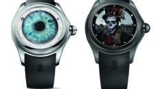 Corum's Big Bubble watches provide a 52mm space onto which creative craziness can be given full expression.