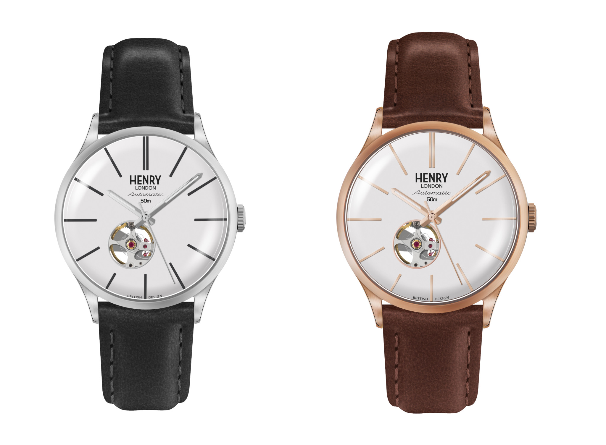 Henry London - Automatic 40mm