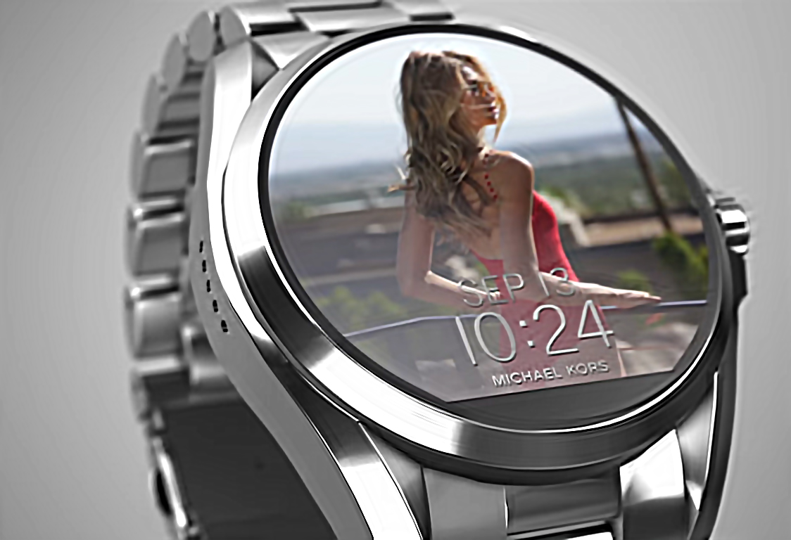 996810f0377e8 VIDEO OF THE DAY  Michael Kors Access smartwatches given social media  makeover