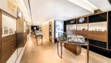 Montblanc Boutique 119 New Bond Street Full Interior