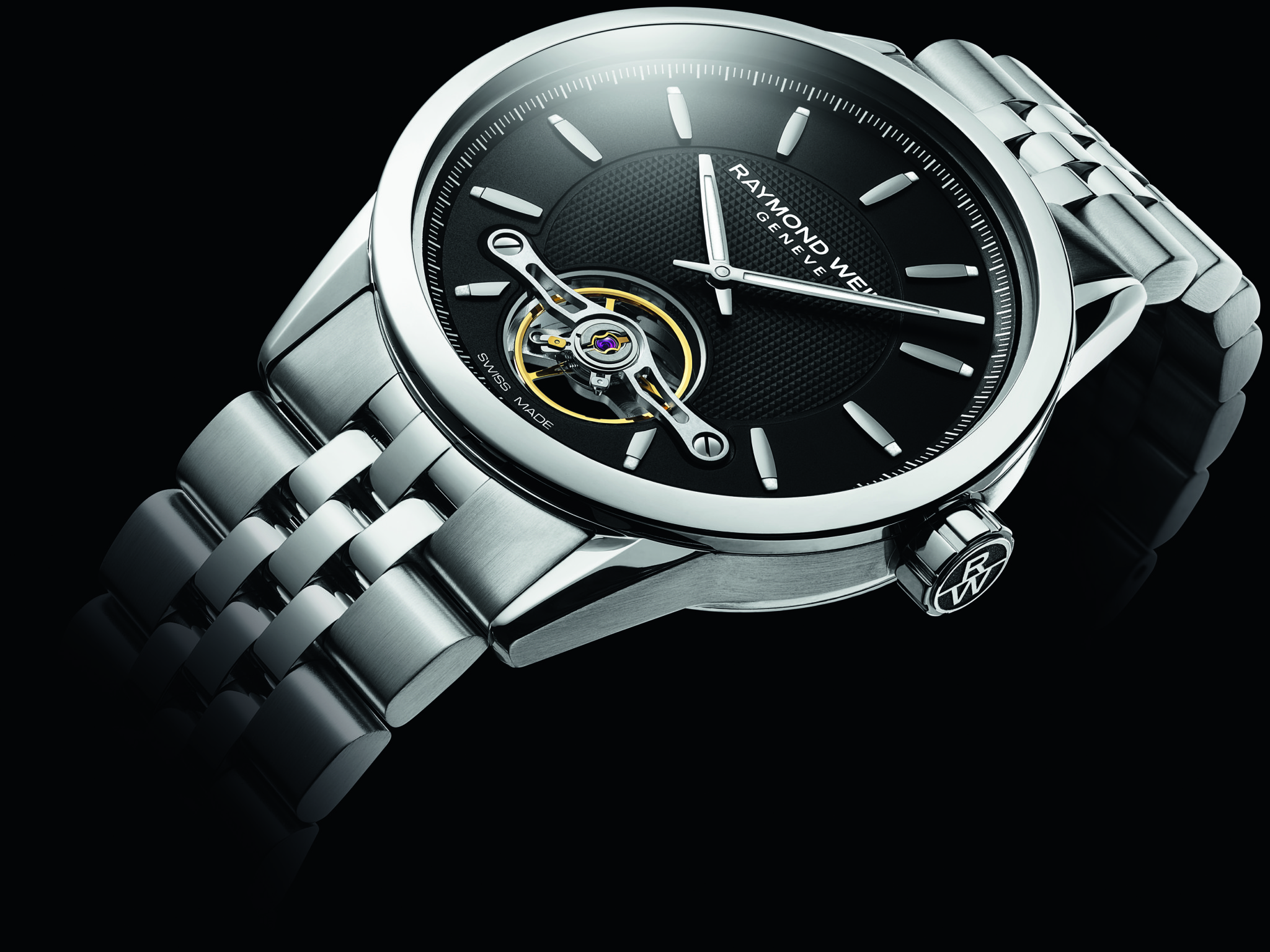 Raymond Weil's Freelancer.