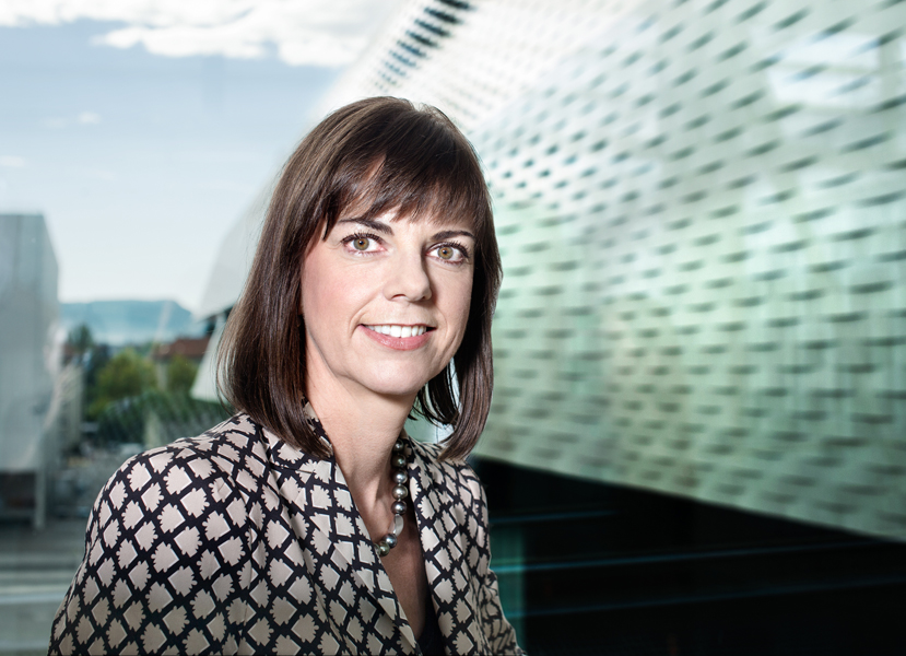 Sylvie Ritter – managing director baselworld