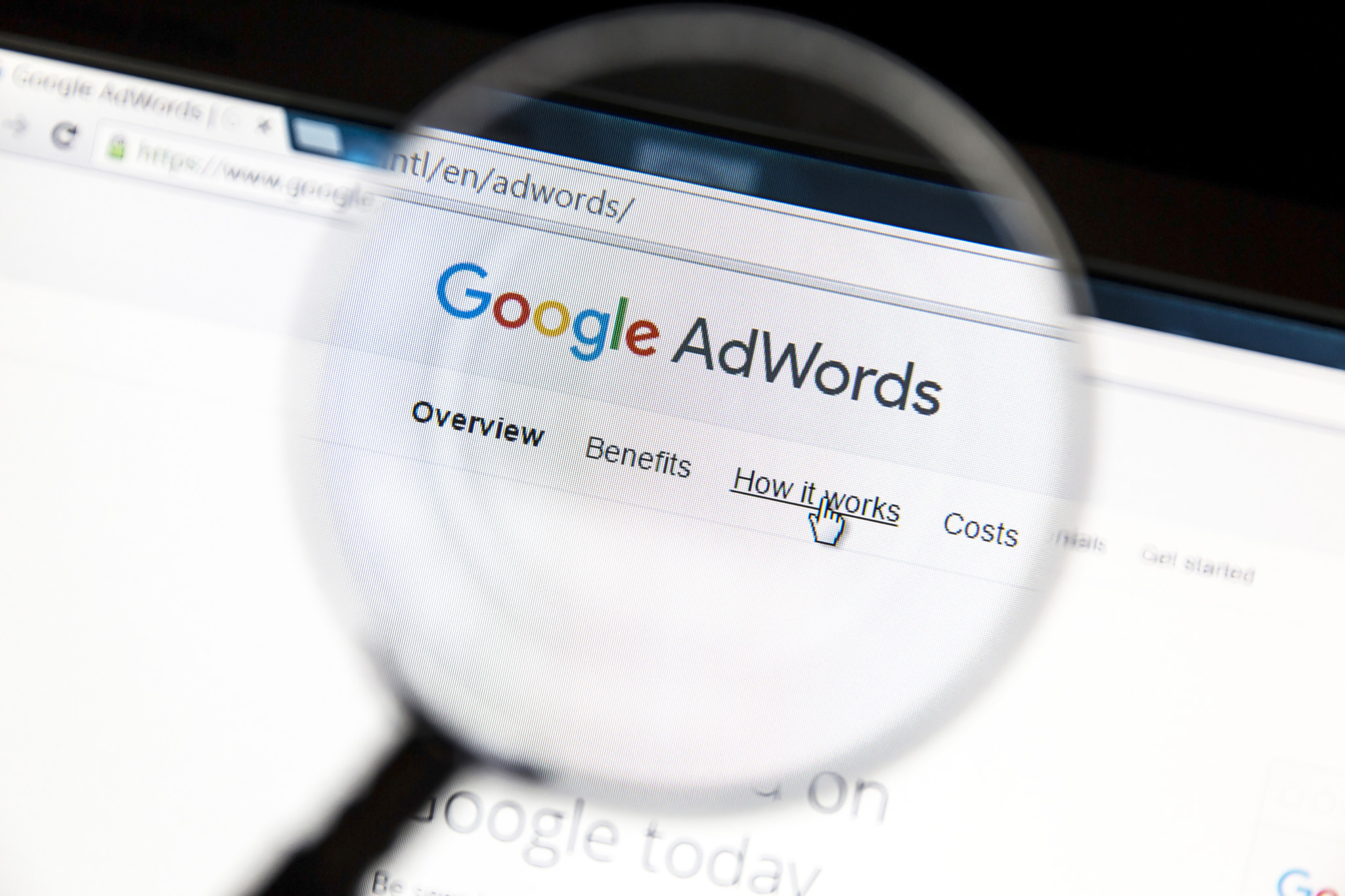 google ad words