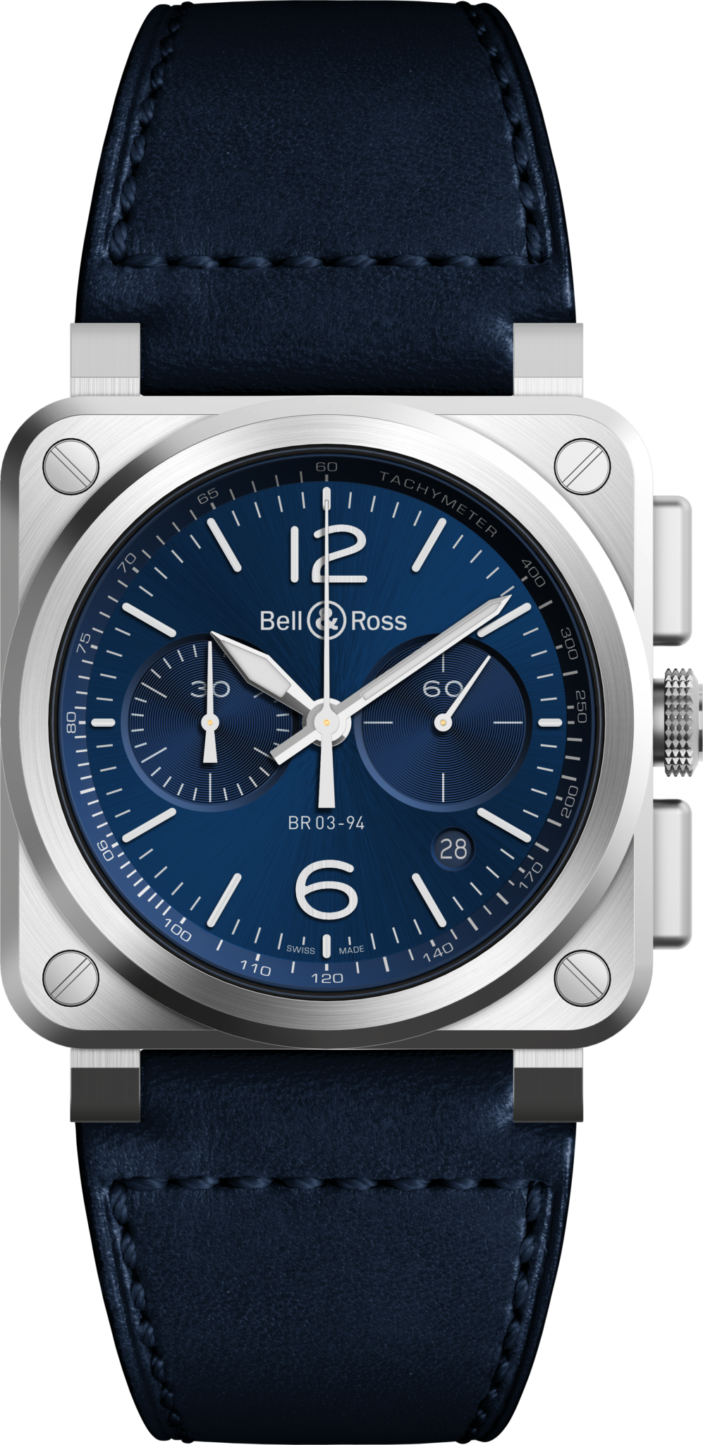 Bell and Ross -Blue