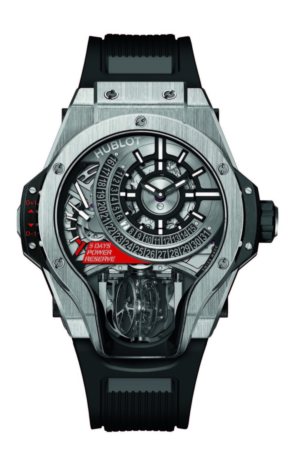 Hublot MP 09 Tourbillon Bi-Axis
