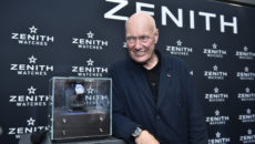 Jean-Claude Biver, head of watchmaking for LVMH was interim CEO until the appointment of Julien Tornare in April.