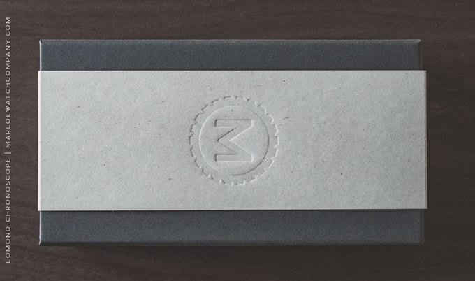 Marloe Watch Company packaging