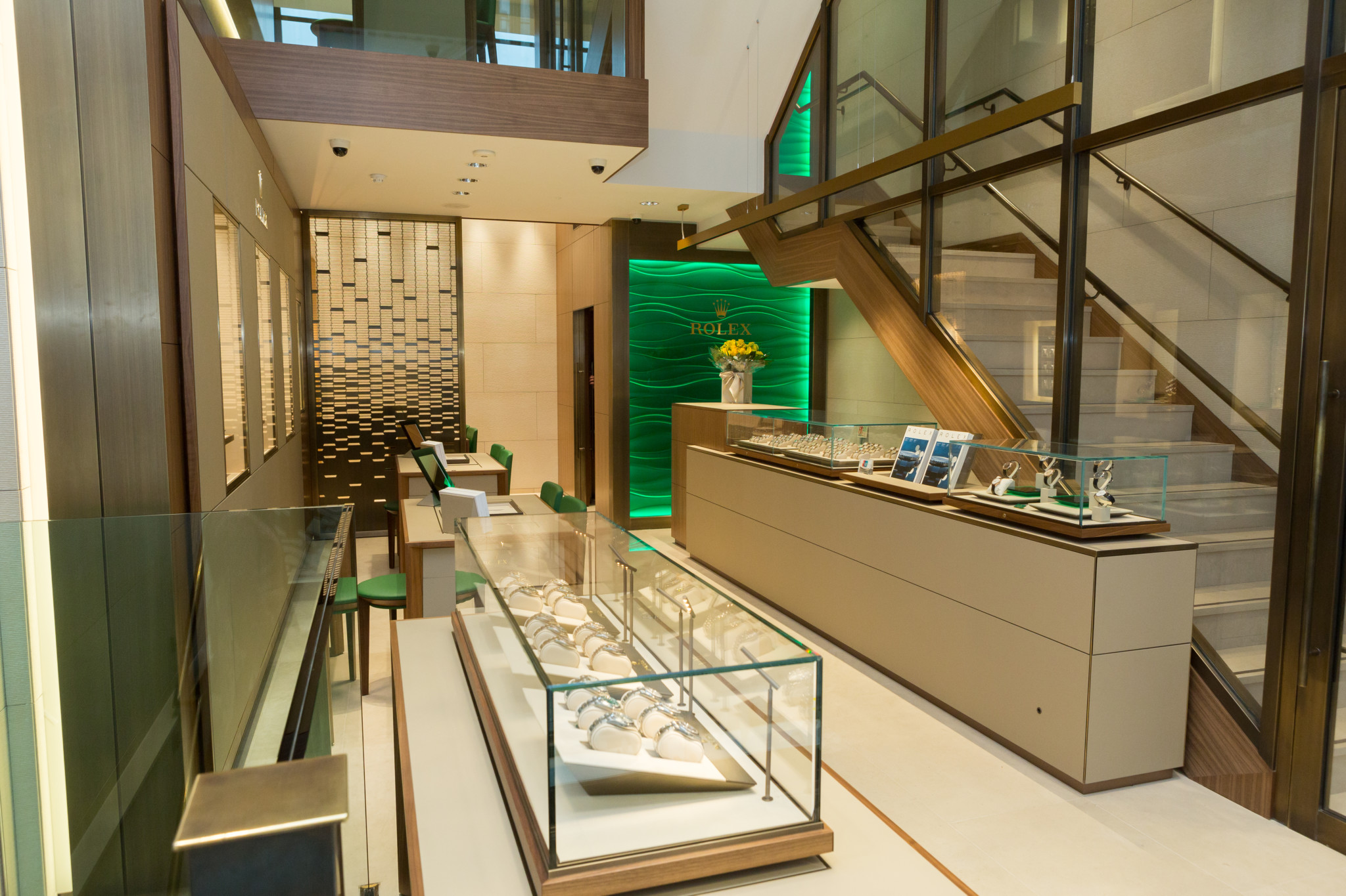 Rolex Boutique Opening Old Bond St-4299