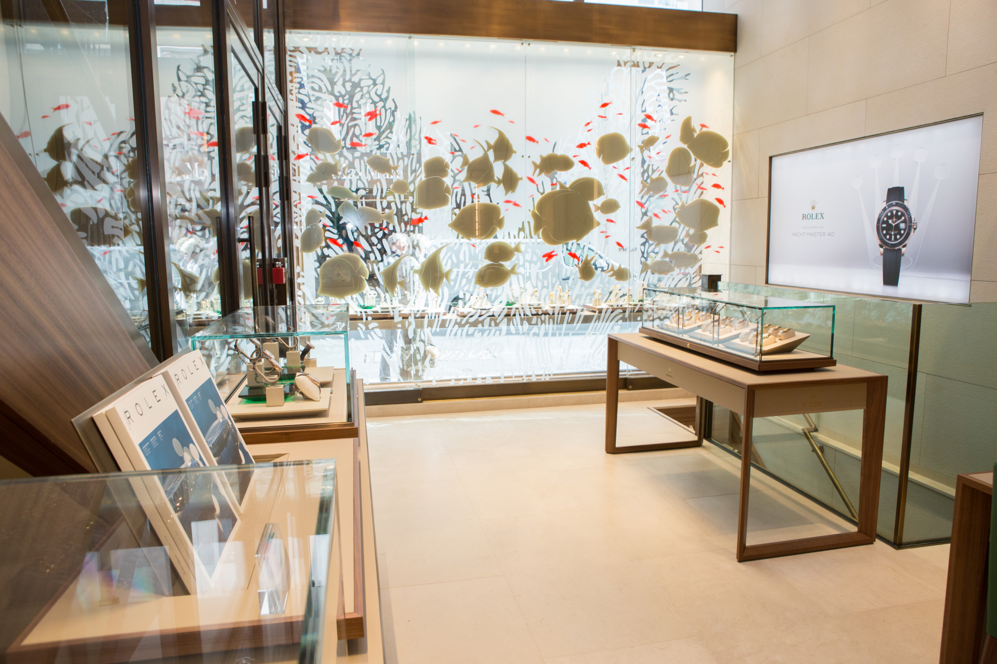 Rolex Boutique Opening Old Bond St-4310