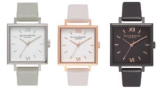 Olivia Burton Square watches