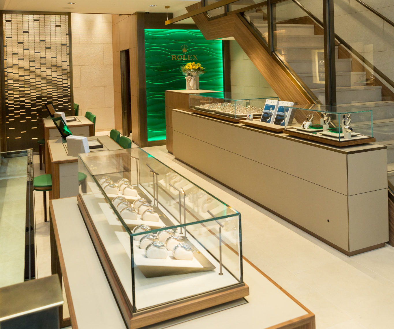Rolex Boutique Opening Old Bond St-4303