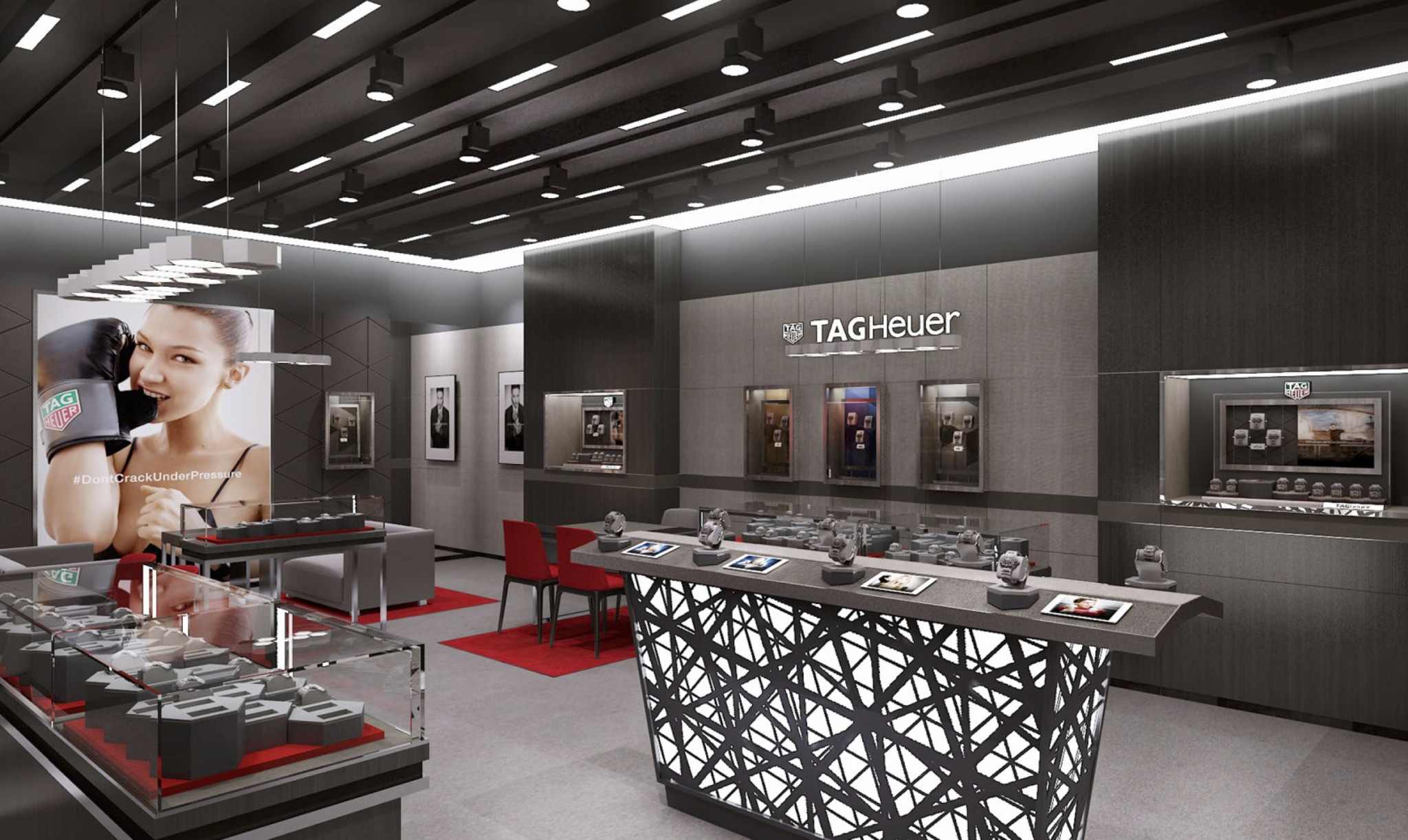 48ac0ae0b Aurum Holdings opened a monobrand TAG Heuer boutique in Sheffield's  Meadowhall shopping centre this year.