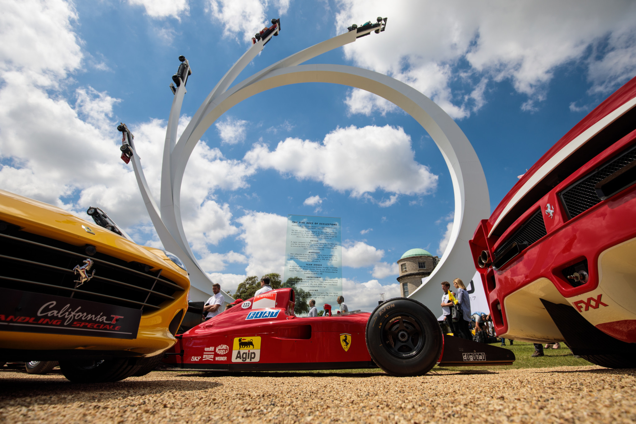 Goodwood Festival of Speed (Photo by Jack Taylor/Getty Images)